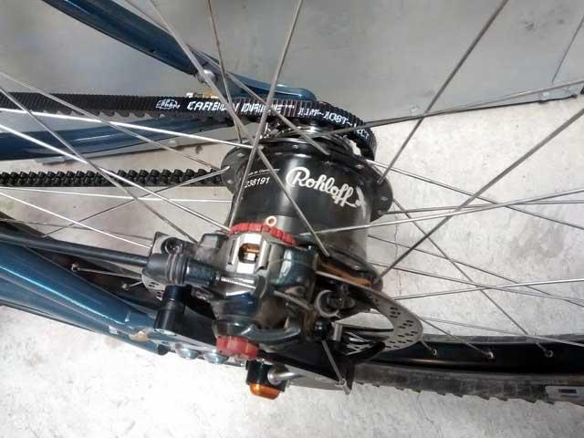 O'Leary Custom Built Mountain Bikes - O'Leary Built Bicycles
