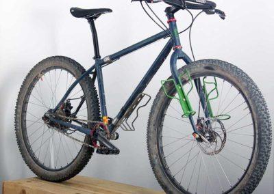 )'Leary custom built bicycle