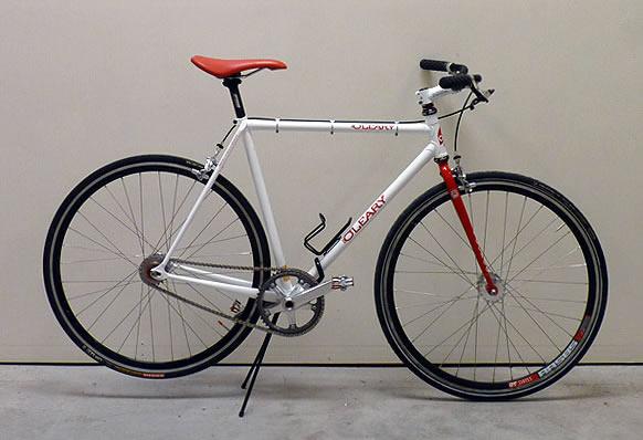 Track Bike Modified