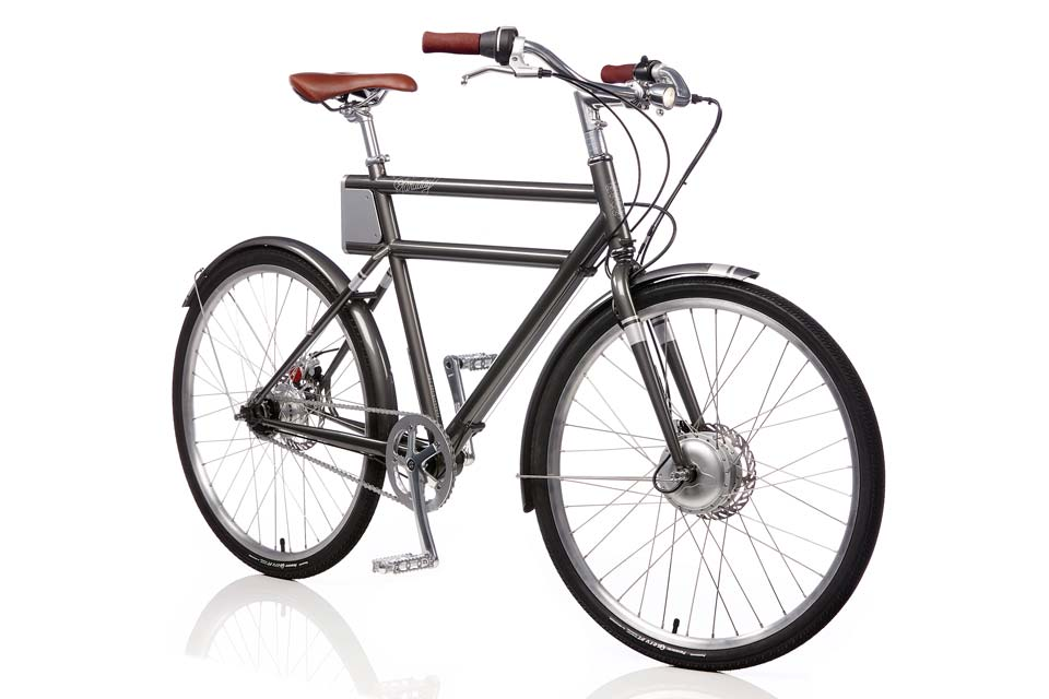 Faraday electric bicycles
